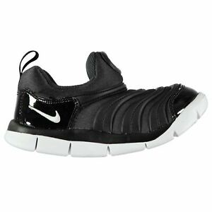 316d974aa46f2 Image is loading Nike-Dynamo-Free-Infant-Trainers-Boys-Black-White-