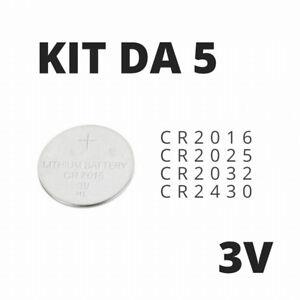 5-x-BATTERIA-BATTERIE-A-LITIO-3-V-BLISTER-CR2016-CR2025-CR2032-CR2430-3V-TINKO