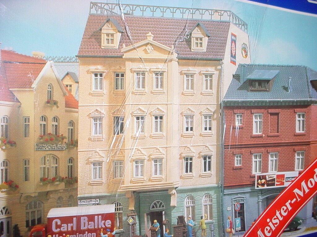 Pola h0 310190 città abitazione con trasloco CAMION Carl Balke 145x127x200mm NUOVO OVP
