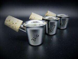 Vintage-Shot-Glass-Jigger-Bottle-Stoppers-Vodka-Rye-and-Scotch-Canada