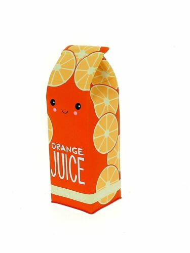 Juice Carton Pencil Case OFFICIALLY FULLY LICENSED ORIGINAL UK STOCK NEW
