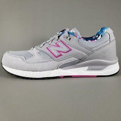 quality design fc3f4 db35f New Balance 530 ENCAP Suede Running Shoes Mens Size 8.5 Gray Pink White |  eBay