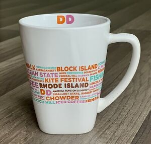 Dunkin Donuts Rhode Island Coffee Mug