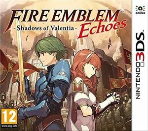 Fire-Emblem-Echoes-Shadows-of-Valentina-3DS-NEU-amp-OVP-Blitzversand