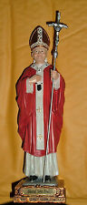 8 inch BLESSED POPE JOHN PAUL II STATUE Vatican The  Great Saint Mystic NIB