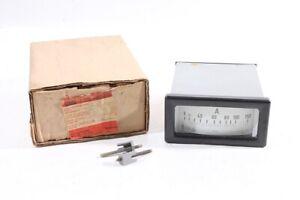 Old-Gauge-Display-Ampere-Ammeter-0-150-A-Old-Vintage-Panel-Meter