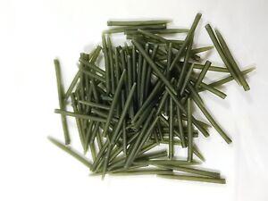 Anti-Tangle-Sleeves-100-Stueck-51-mm-Anti-verwicklung-Vorfach-Karpfen-Carp-Rig