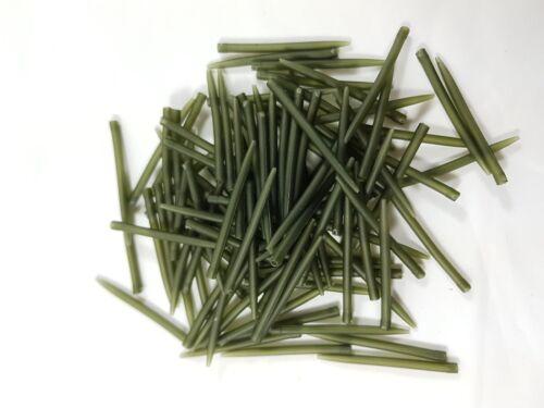 Vorfach Karpfen Carp Rig Anti verwicklung Anti Tangle Sleeves 100 Stück 51 mm