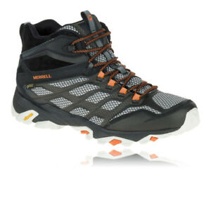 Image is loading Merrell-Moab-FST-Mid-Mens-Gore-Tex-Walking-