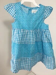 PUMPKIN-PATCH-INFANT-GIRLS-MULTI-PRINT-SUNDRESS-BLUE-AZURE-6-12M-NWT