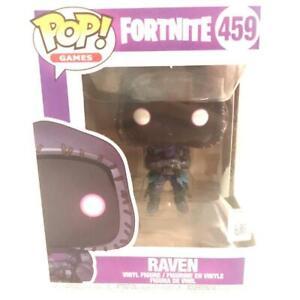 Funko-POP-Fortnite-Raven-Figur-NEU-amp-OVP