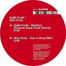 DAM-FUNK/NITE-FUNK-BELIEVER/CAN U READ ME? KARTONSTECKTASCHE VINYL LP SINGLE NEU