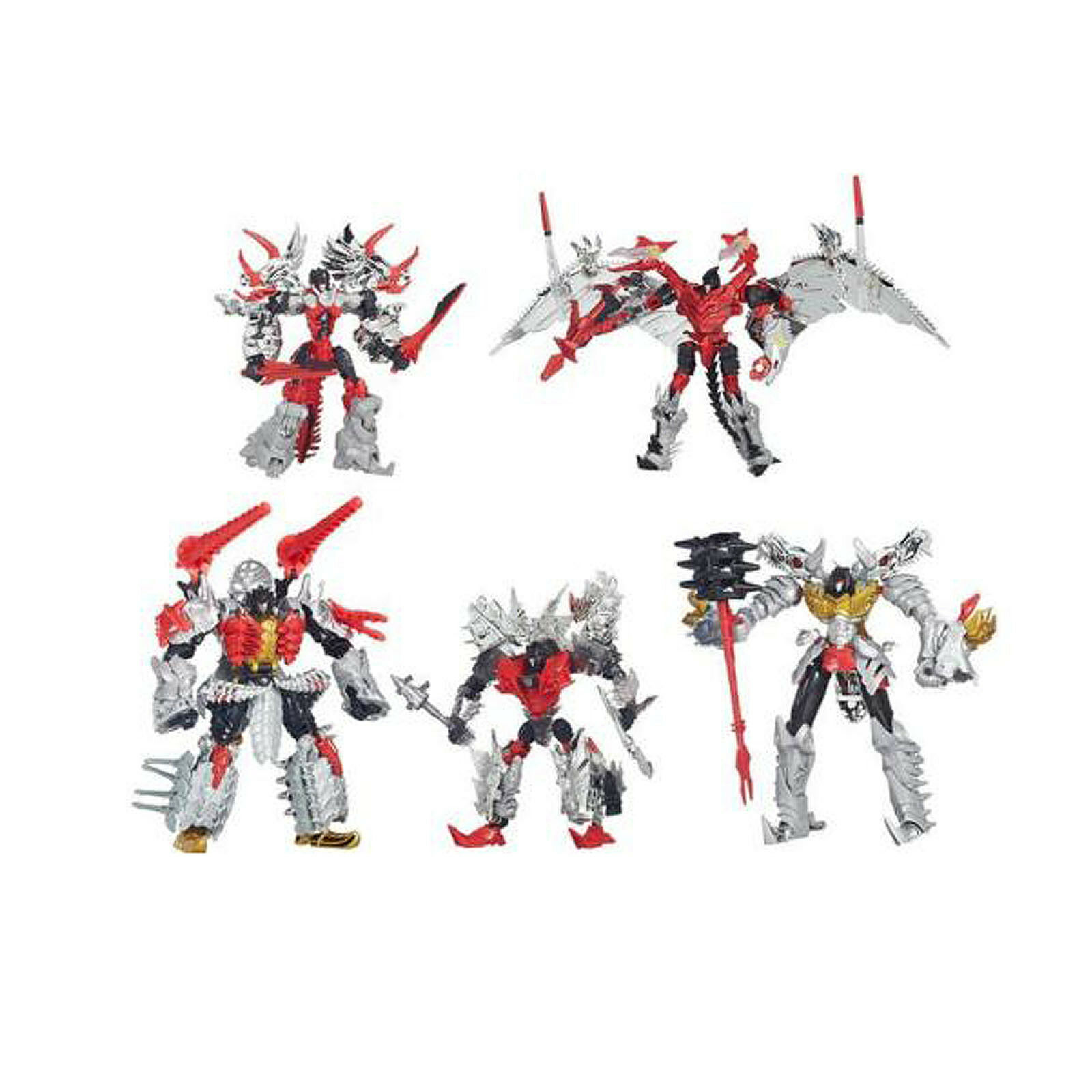 conveniente Transformers Age of Extinction Platinum Edition Dinobots Action Figure Figure Figure  buena reputación