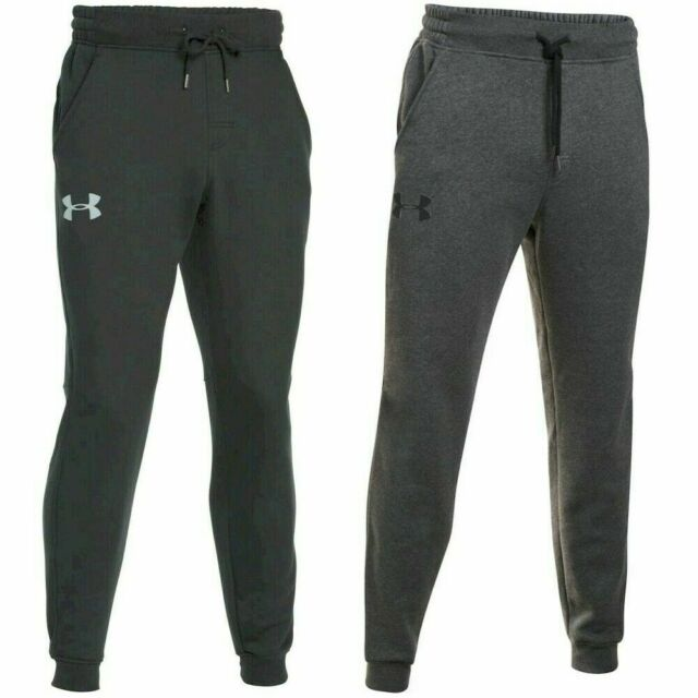 UNDER ARMOUR MENS TEAM RIVAL COTTON PANTS 1248351 NWT