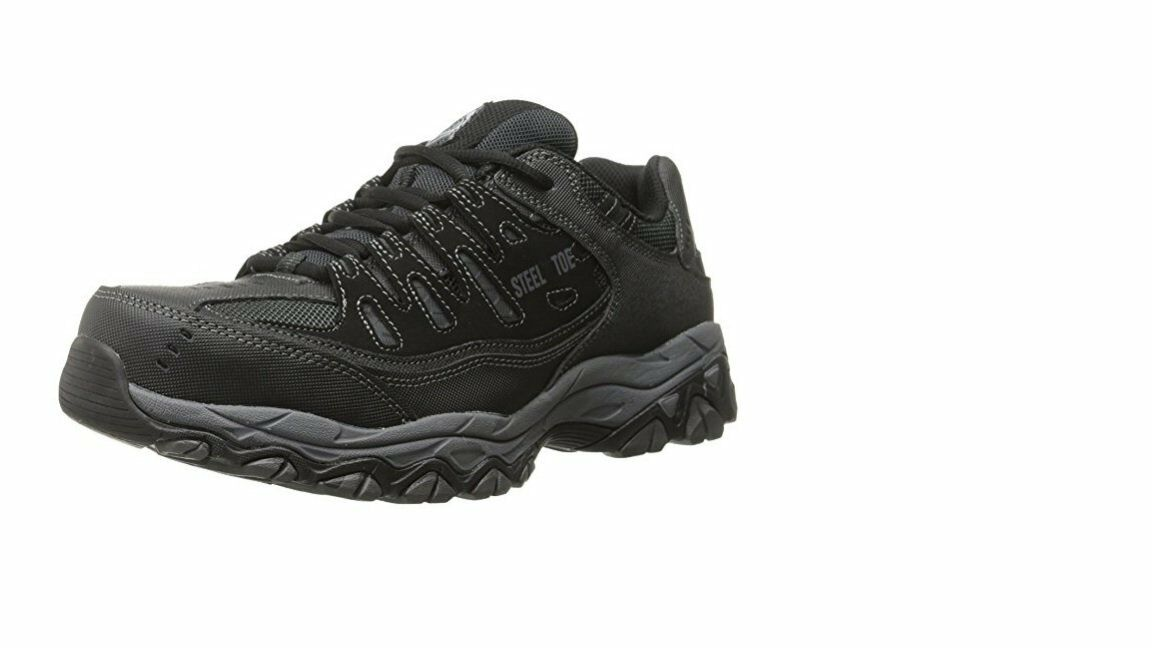 Skechers for Work Cankton Athletic Lace Boo