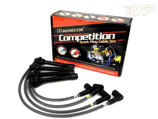 100% Waar Magnecor 7mm Ignition Ht Leads Vw Corrado 2.0 16v Dohc 1992 - 1995 9a