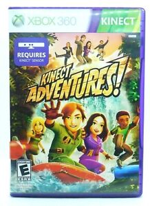 Kinect Adventures for Microsoft xbox 360 2010
