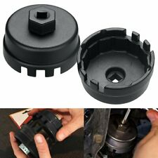 Upgrade Oil Filter Cap Wrench Cup Socket Remover Tool For Toyota Lexus 14 Flutes