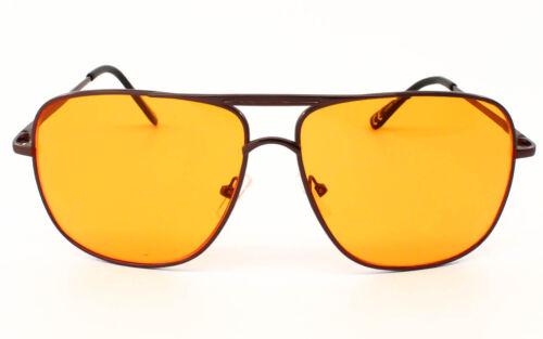 Rectangle Sport Metal Frame Pilot Sunglasses Fashion Mens Ladies 60/'s Retro
