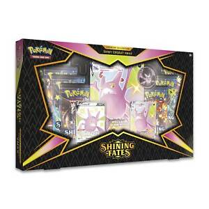 POKEMON TCG: Shining Fates Premium Collection BOX (Shiny Crobat VMAX)