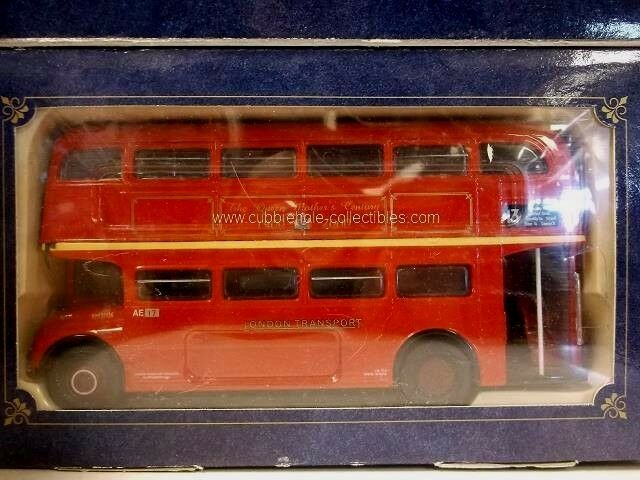 Corgi The Queen Mother's Century 1900-2000 AEC Routemaster - London London London Transport a5f4a9