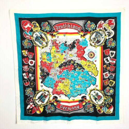 Germany Tie Bar Clip Tiebar Tieclip Suit Vintage Style Flag Europe Dresden Frankfurt Berlin German
