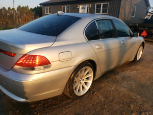 2004 BMW Série 7