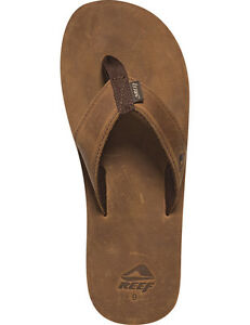 Sandals Leather Bronze In Smoothy Brown Ebay Reef 8wSBxRqAx