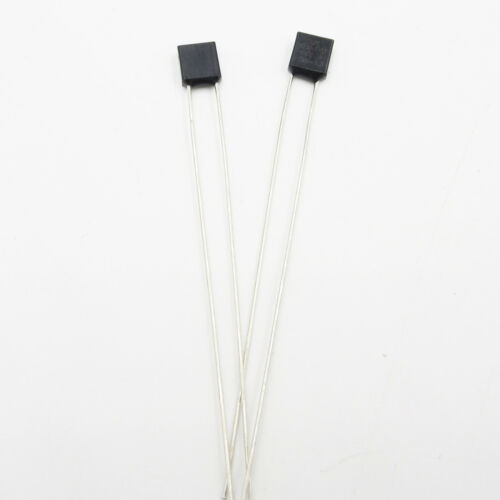 5Pcs Aupo Thermal Fuse Cutoff TF 115℃ 250V 3A A2-3A-F