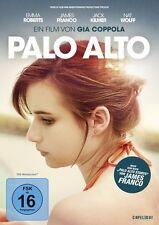 Palo Alto (Emma Roberts, James Franco, Gia Coppola) DVD NEU + OVP!