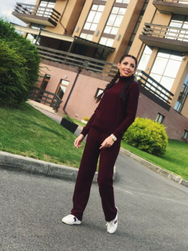 Nuova tuta donna maglia da in qYnq1FT