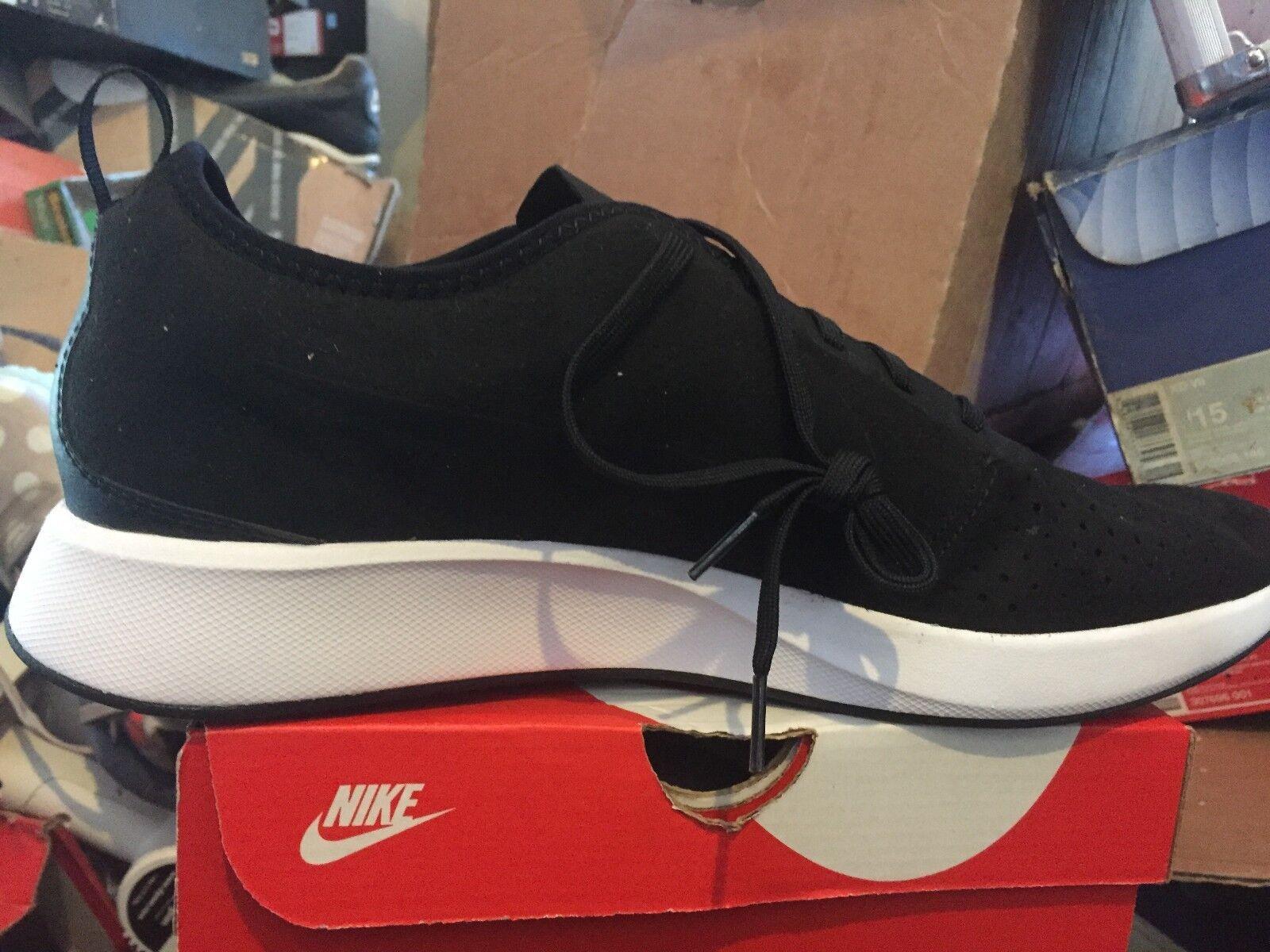 Nike dualtone racer sonodiventate bnib blk / blk / bianco numero 13 924448 002