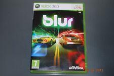 Blur Xbox 360 Inglaterra Pal ** GRATIS UK FRANQUEO **