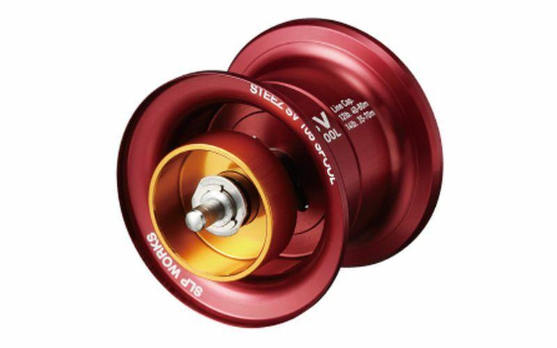 Daiwa steez sv Cocherete 105 Rojo Baitcasting Reel piezas