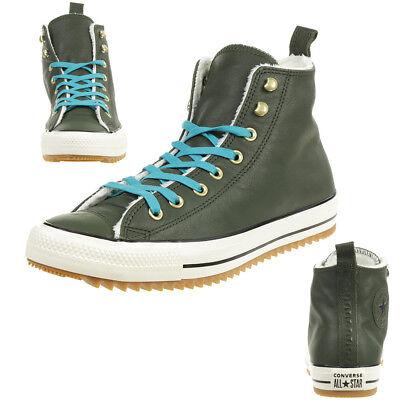 Converse C Taylor All Star HIKER BOOTS HI Chuck Sneaker Leder gefüttert 162478C   eBay