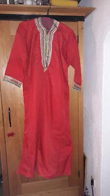 2019 Mode Alte Tracht - Berber - Marokko - Original - Jelaba - Takschita - Kaftan - Tuareg Den Speichel Auffrischen Und Bereichern