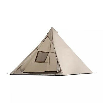 Glamping Tent 4 Person Camping Hiking Outdoor Family