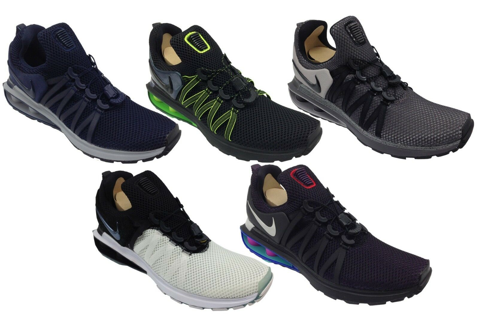 Nike Uomo shox gravita 'le scarpe da corsa ar1999 molteplici dimensioni e colori nuovi