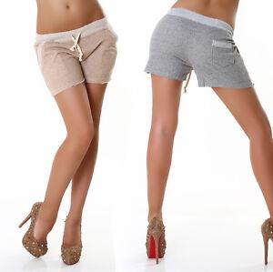 sexy damen shorts hot pants hotpants hose frotte strand. Black Bedroom Furniture Sets. Home Design Ideas