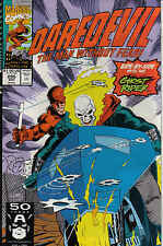 DAREDEVIL #295 / SIDE BY SIDE WITH GHOST RIDER / MARVEL COMICS