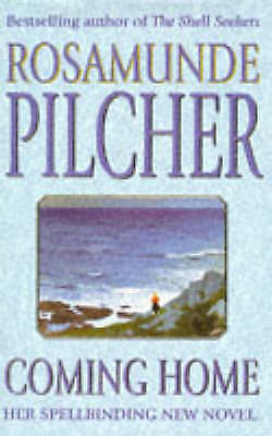 """""""AS NEW"""" Coming Home, Pilcher, Rosamunde, Book"""