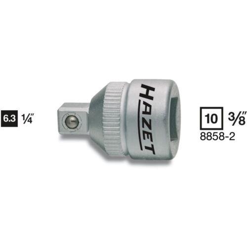 """HAZET Adapter 3//8/"""" Zoll zu 1//4/"""" Zoll Übergangsstück"""