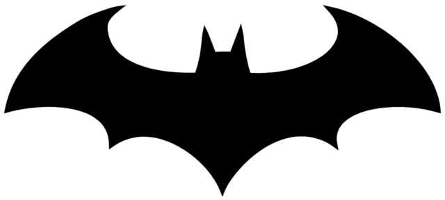 Batman Arkham Knight Logo Van Laptop Scooter Vinyl Decal Sticker