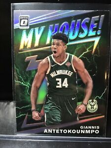 2019-20-Panini-Optic-My-House-Giannis-Antetokounmpo-Silver-Holo-Prizm-Insert-SP