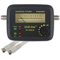 Satfinder Profi Sat Finder Messgerät Digital Analog Satelliten-finder Sf 2450 B