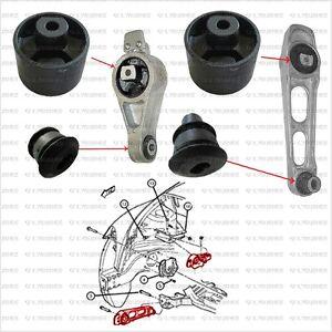 Chrysler-PT-Cruiser-Neon-engine-mount-bushes-OEM-05274903AD-05085122AB