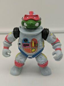 TMNT Ninja Turtles 1990 Raph Space Cadet Astronaut Action Figure Playmates