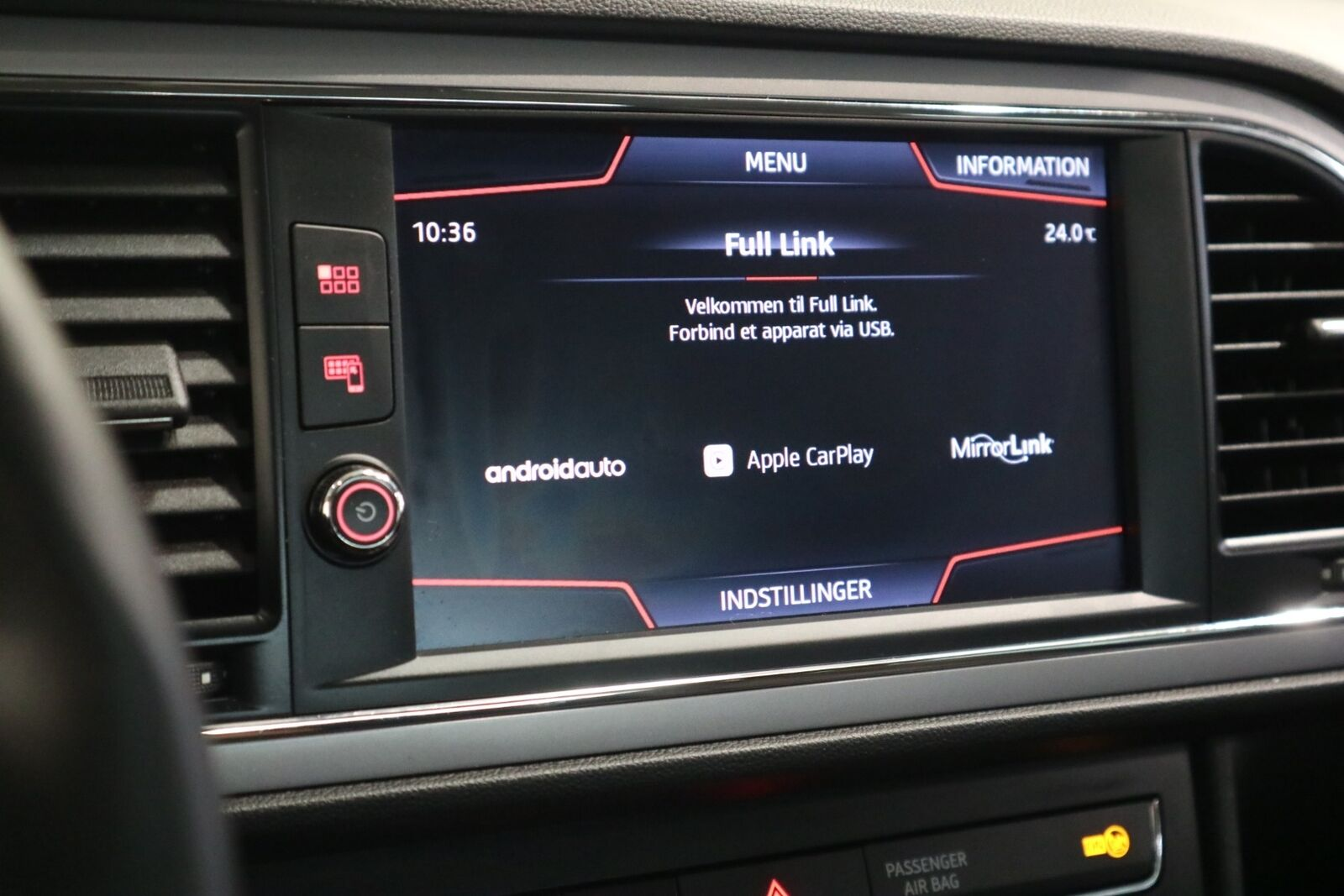 Seat Leon 1,0 TSi 115 Style DSG - billede 6
