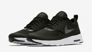 Da-Donna-Nike-Air-Max-Thea-UK-3-5-US-6-EUR-36-5-Nero-glitter-AT0067-001