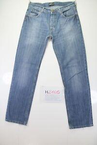 WRANGLER Texas Salopette Jeans Stretch Gamba Dritta Girovita 30-46